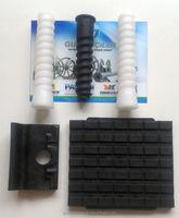 Nylon rail plastic dowel,HDPE/PA66, Gurbetciler railway fastening in china