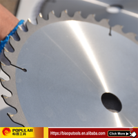 Durable reflective cutting wood tct saw blade high efficient