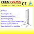 2017 Hot Sale Square Spigot Aluminum Line Array Speaker Truss