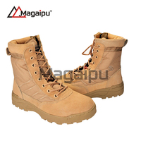 Magaipu outdoor tactical military shoes men army officer shoes