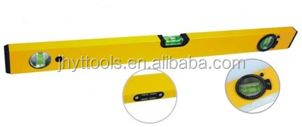 Aluminum spirit level