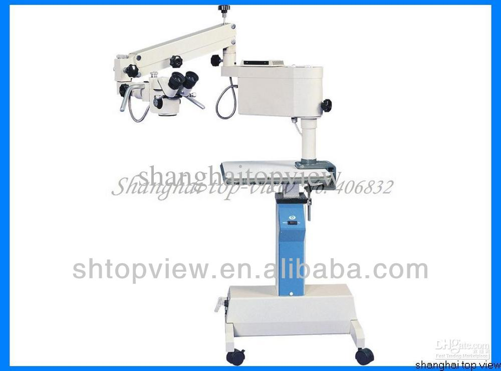 Ophthalmic surgical microscope operation portable table (YZ20P)