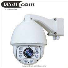 720P 1.0 Megapixel indoor hd ip cctv ptz indoor wireless night vision ir mini surveillance camera