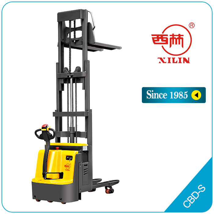 Xilin 2.0 Tons Rider Electric Pallet Stacker Pallet Jack