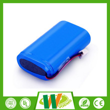 220v 380v inverter battery pack 7.4v 600mah in China