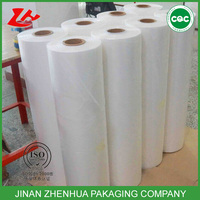 high quality dustproof clear self bonded laminating roll film