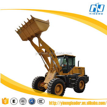 YINENG 3 TON FRONT LOADER FOR SALE