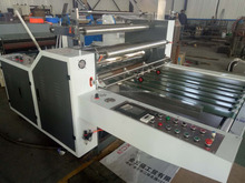 1100mm Glueless And Pre-coated Thermal Film Semi-auto Laminating Machine