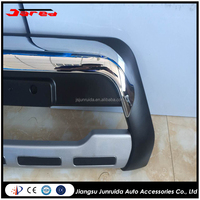 Plastic led front bumper spoiler for toyota made in China