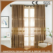 Good Price Of Custom embroidery window curtains for christmas
