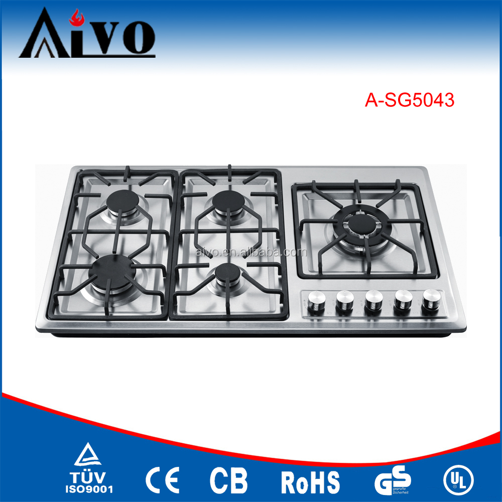 2017 New hot selling products skd ckd gas cooker,single cylinder gas stove,indoor portable gas stove