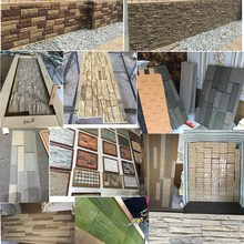 Polyurethane High Quality Beauty Cheap Decorative Wall Panel PU cultured stone veneer lowes