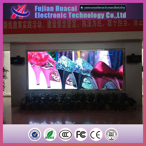 P10 xxx and video xxx 2015 new product led display