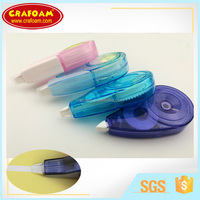correction supplies environment friendly white out correction recycled plastic correction tape wholesale one dollar items