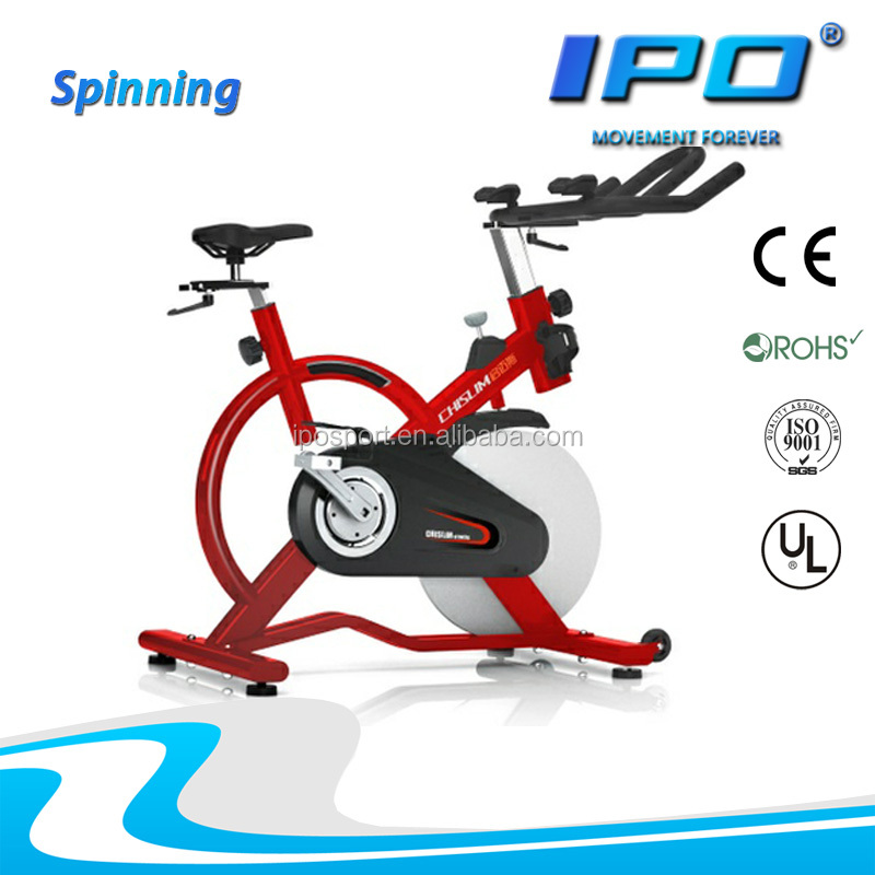 new fashion indoor body building fitness equipment magnetic flywheel exercise bike