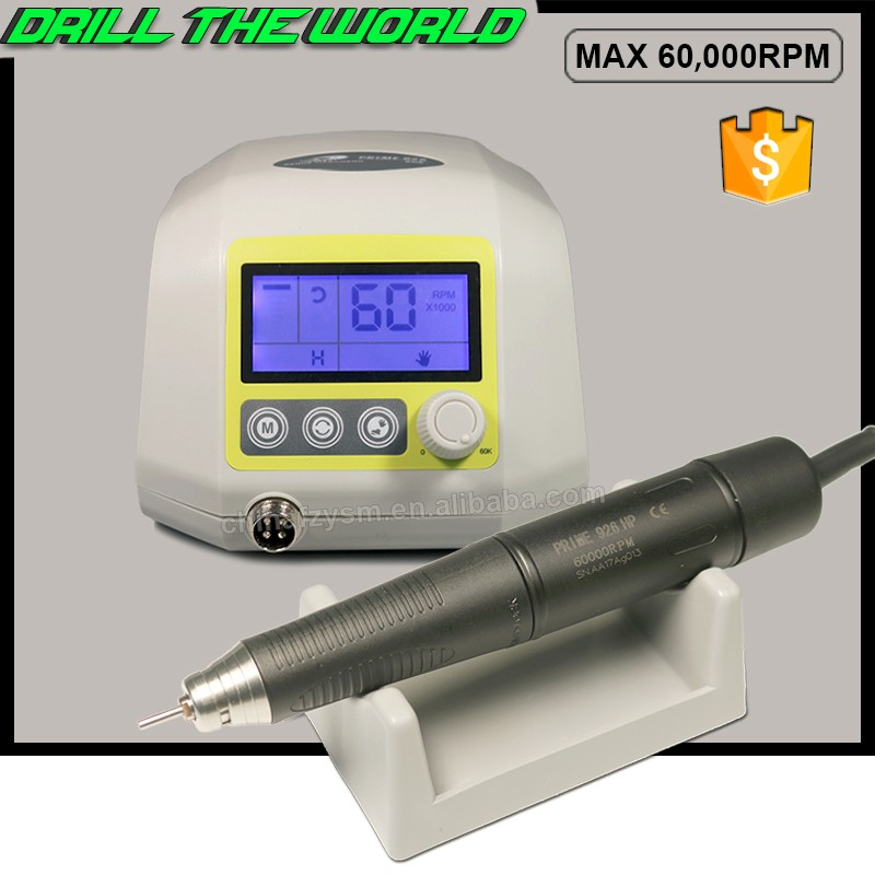 60000rpm high speed brushless micro motor handpiece micro art tools