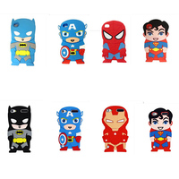3D Comics Film Festival Gift Cartoon Super Soft silicone dustproof Shockproof Case Cover skin shell For ipod touch4/5