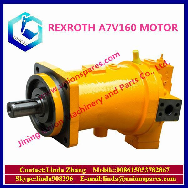 Genuine Excavator Pump Parts For Rexroth Motor A7vo160dr