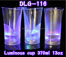 Flashing shot glasses Led lamp cup led shot cup for party,bars ect