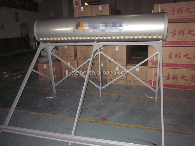 Non-Pressure Bearing unpressurized Solar Water heaters System Standard type heater solar water