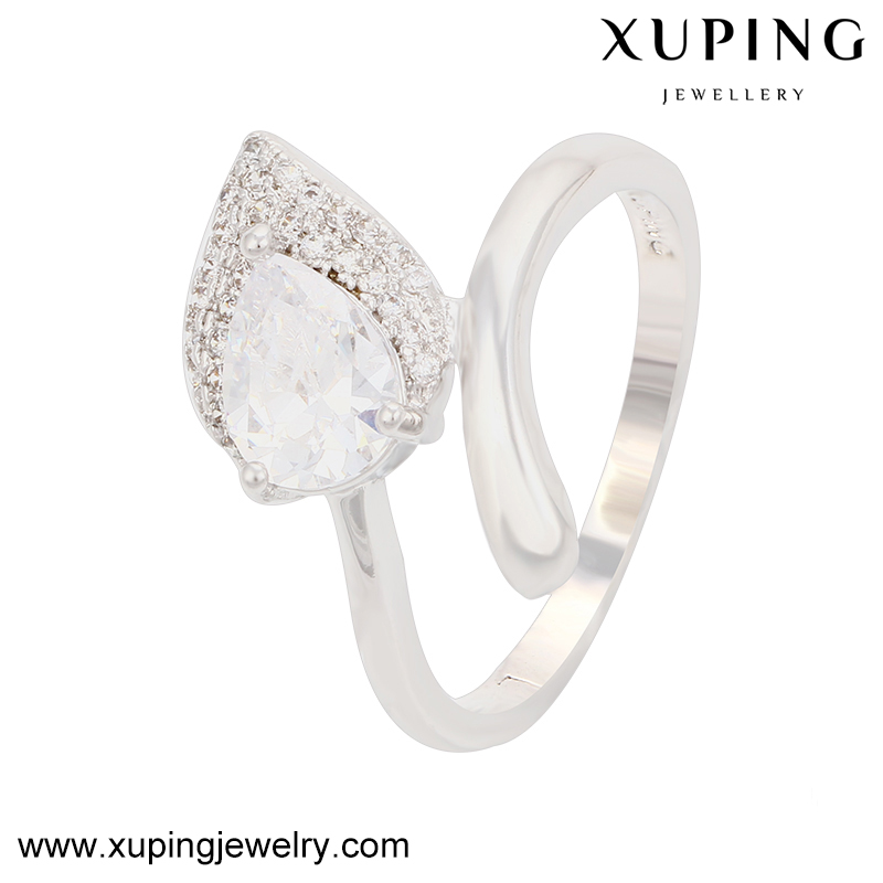 Xuping Fashion latest wedding ring designs With Stones Jewelry(13588)