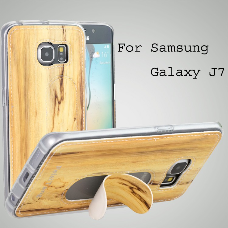 Case for Samsung j7 PU leather case/ stents style flip phone cover for Samsung galaxy j7