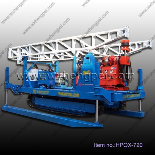 Hydraulic Crawler Drill Machine for sale GXYL-2