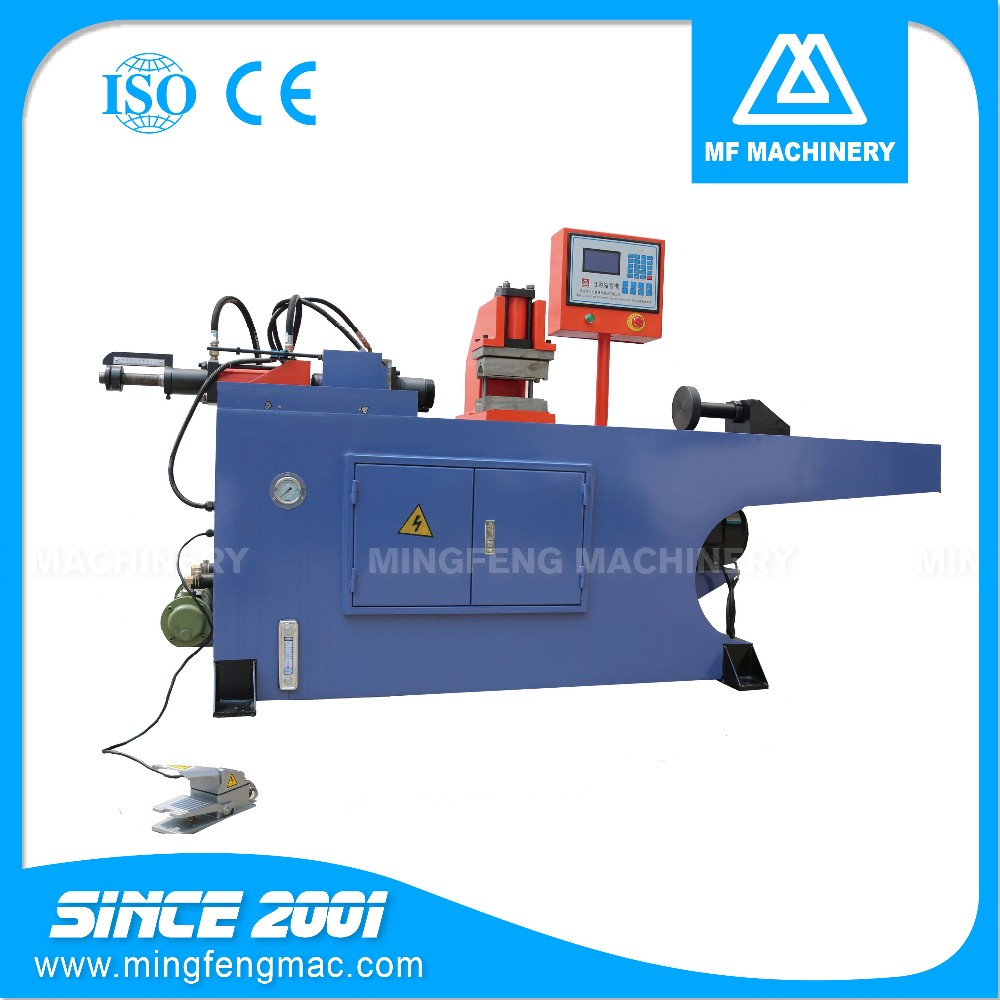 PM-38 made in china single head steel pipe tube end expander forming machine