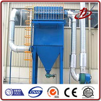 Bag type dust collector bag For Shot Blasting Machine
