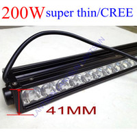 IP68 Waterproof 200W 20 Inch LED Light Bar OFF Road Light Bar