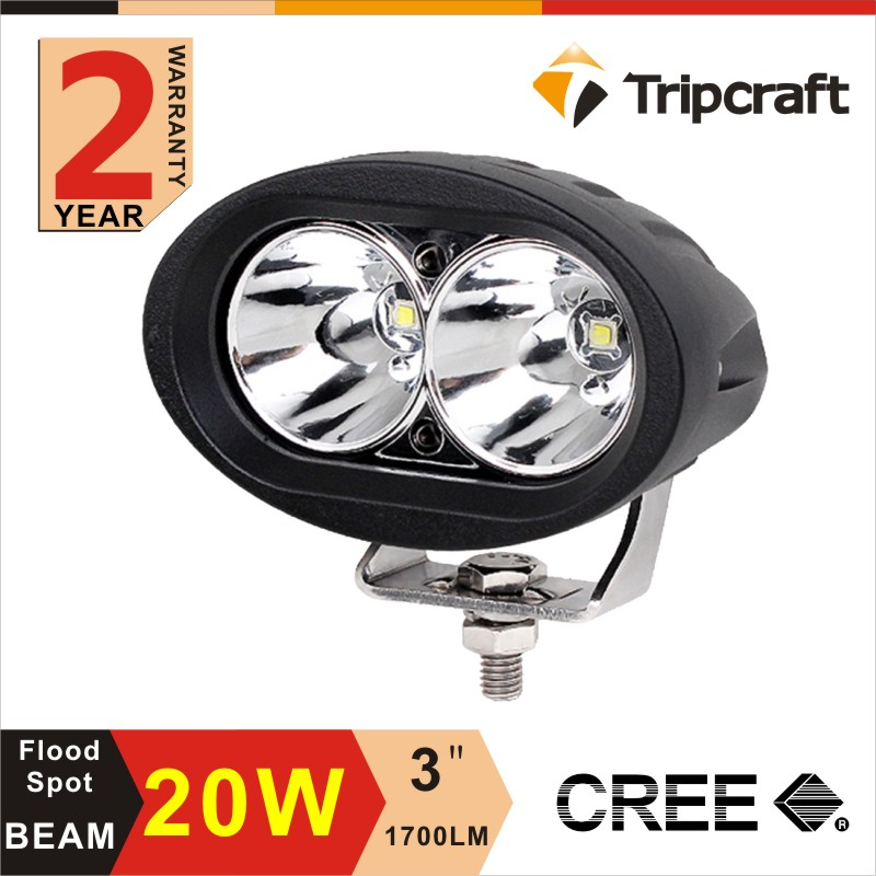 20w led work light 10w CREEs chip high bright LED spot light