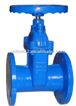 BS5163 Resilient seated Gate valve (Small Type)