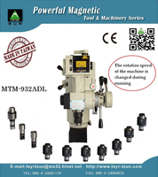 MTM-932ADL Hot Sale Portable Magnetic Tapping Machine With Automatic Drilling Machine