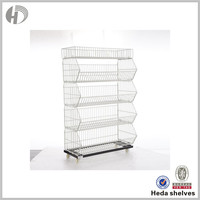 High Quality Factory Direct Price Customized Stainless Steel Wire Mesh Grid Rack