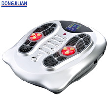 Oem Feet Stress Releaser Electric 2 Channels Electronic Pulse Massager