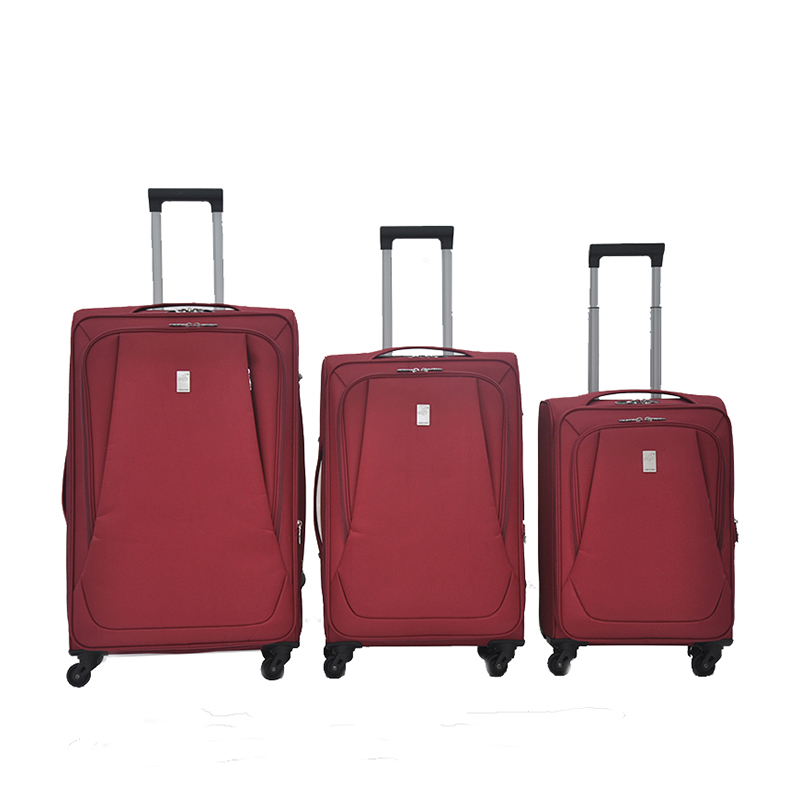 "Wholesale 3pcs set 20""24""28"" eva luggage 4 wheels eva trolley luggage high quality trolley suitcase"