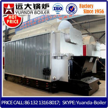 Tent making factory use coal fired steam boilers in boilers