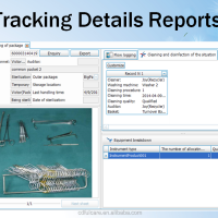 Easy Tracking System For Hospital CSSD