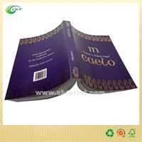Perfect Binding SoftCover A4 Book Magazine Printing