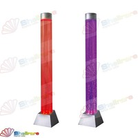 Acrylic Water Bubble Column With LED