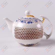 2016 A moroccan tea glasses wholesale japanese teapot baby milk powder ceramic cup pot TG-608T03-W-L-9