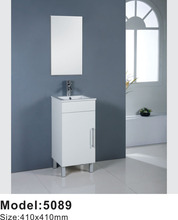 China Made New PVC Bathroom Cabinets Vanity Basin
