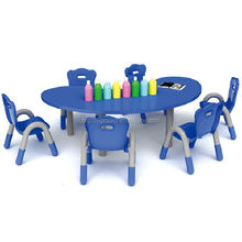HOT SALE KIDS TABLE AND CHAIR , BEST WALMART KIDS FURNITURE WHOLESALE (HF-02201)