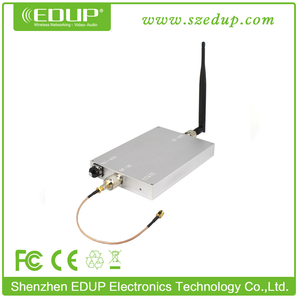 Manufacturer 20W EP-AB009 Strong Signal wifi booster amplifier laptop antenna 3km wireless wifi signal booster