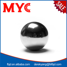 Good quality decorative hollow stainless steel ball with thread rod