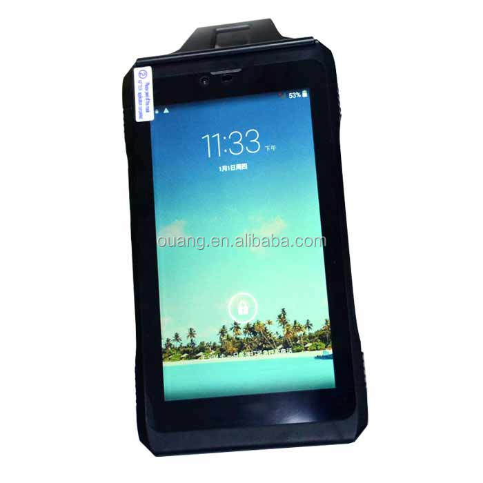 Fingerprints 3G/2G NFC tablets PC quad core 1+8GB tablet with DUAL SIM 7inch tablet can customized APK MID-1066
