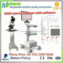 China Advanced!! Biochemical semen analyzer automatic Sperm Quality Analyzer with semen analysis software - MSLSA02
