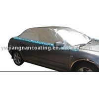 UV protected inflatable insulated car cover