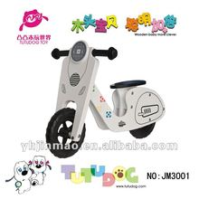 2015 New baby scooter wooden toy