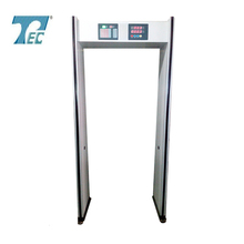 Basic model walk through metal detector TEC-100 metal weapon detection door